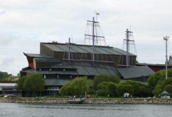 """""""Vasa"""": statek muzeum w Sztokholmie i jego historii. Zdjęcia i opinie"""