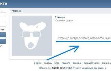 """Jak zamknąć profilu w zakładce """"Kontakty"""": ustawienia prywatności"""