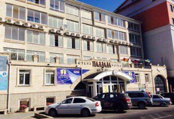 Hotel Pallada, Anapa: comentários de turistas