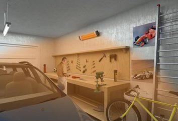 Comment choisir un appareil de chauffage infrarouge pour le garage