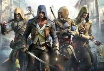 Assassins Creed Unity: retten Spiel
