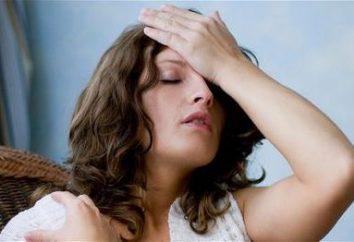 Dolor de cabeza por la inclinación de la cabeza. Causas, el tratamiento