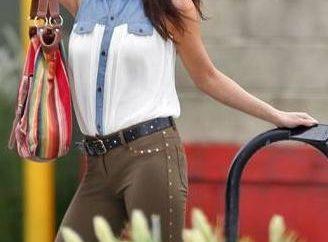 Master class de la estrella: el estilo de Selena Gomez