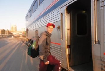 Co zabrać ze sobą do pociągu: wskazówki