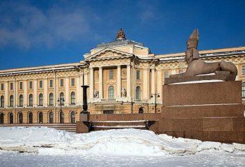 Petersburg Academy of Arts: historia, założycieli akademicy