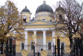 Petersburg: Przemienienia Katedra jako odbicie swojej historii