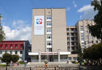 Kardiologie, Barnaul Patienten Bewertungen