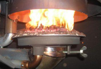 Turboventilador caldera de calefacción de combustible sólido para viviendas particulares: descripción, características y opiniones