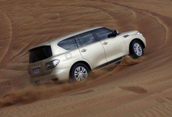 Nissan Patrol: historia i nowoczesność
