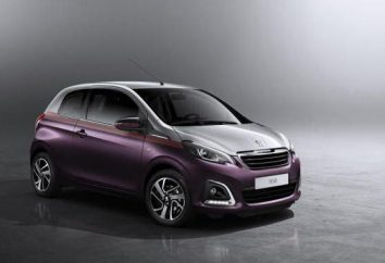 """Lineup """"Peugeot"""": description et prix"""