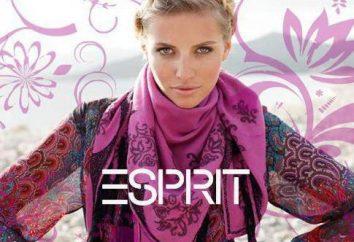 vêtements Esprit – pour ceux qui aiment look élégant