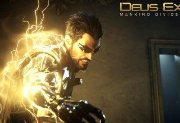 mauvaise optimisation Deus Ex: l'humanité Divisé: problème d'accélération