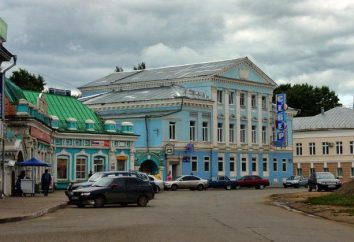 luoghi interessanti Glazov