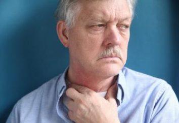 Œsophagien: symptômes et traitement