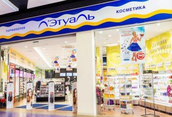 """""""Letual"""" – uma loja online: comentários, descrições e gama. Internet-shop """"L'Etoile"""": comentários de todas as marcas de cosméticos"""