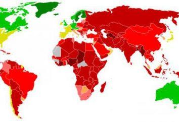 Indeks Percepcji Korupcji: metoda obliczania i dane indeksu