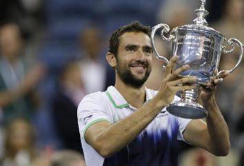 Marin Cilic – un digne représentant de l'école de tennis croate