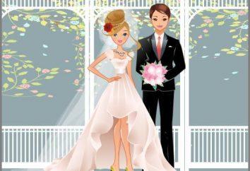 """""""Suknia ślubna"""" – prawdziwa próba ślub"""