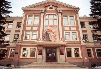 Pourquoi devriez-vous visiter le Musée des Beaux-Arts Kemerovo