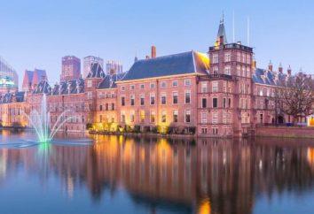 Imparare la geografia e mondi virtuali: Dove si trova The Hague?