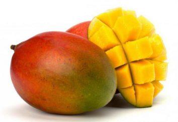 Owoce Indie: marakuja, mango, karambola, papaja. Opis, smak