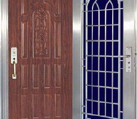 """Drzwi """"Outpost"""": opinii klientów. Wejście i wnętrze metalowe drzwi """"Outpost"""""""