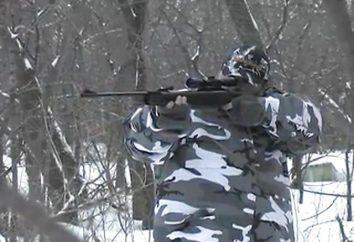 Air fusils pour la chasse sans permis. carabines à air puissant pour la chasse