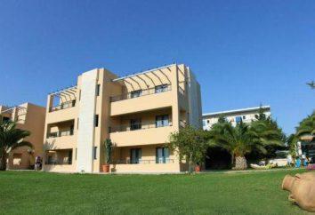 Hotel Golden Bay Studios Apartments 3 * (Creta, Grecia): foto e recensioni