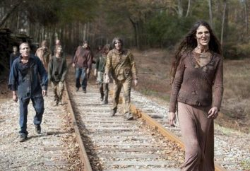 """The Walking Dead"": un elenco di episodi. ""The Walking Dead"": come molte stagioni, data di uscita, attori"