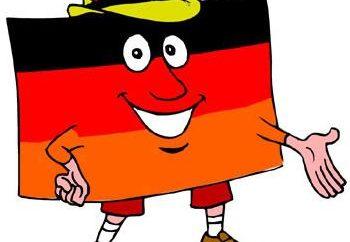 Deklinacja przymiotników w języku niemieckim