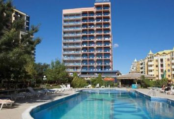 Hotel Condor Sunny Beach 3 * (Bułgaria, Sunny Beach): opis, usługi, opinie
