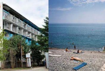 """Start"" (hotel, Soczi): opis i opinie"