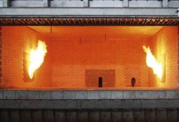 El horno de calentamiento. revestimiento del horno: la tecnología de materiales