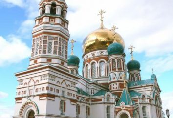 Escudo de armas de Omsk – un reflejo de la historia del país