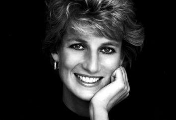 Diana Spencer: Biografie, Höhe, Foto, Bestattung, Grabstein