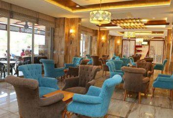 Blue Wave Suite Hotel 4 * (Turquía, Alanya): Descripción de los números, foto, servicios, comentarios