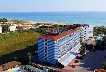 Club Hotel Caretta Beach 4 * (Turcja, Alanya): opinie, zdjęcia