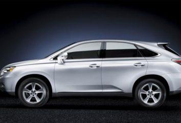 Lexus RX 270: erschwinglicher Luxus