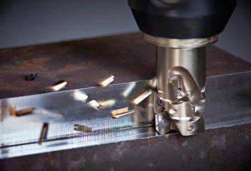 Bearbeitung von Metallteilen