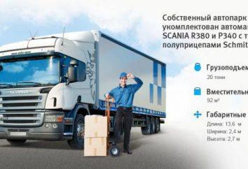Transportunternehmen PEC: Kundenrezensionen