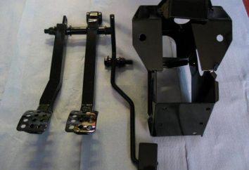 Mechaniczne zabezpieczenie przed kradzieżą na pedale: zalety i wady. Urządzenia przeciw kradzieży samochodów