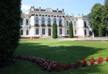 Moskwa Rolnicza Akademia Timiryazev. sadzonki