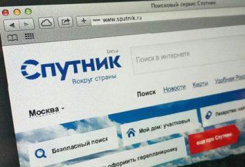 """Rosyjski przeglądarka """"Sputnik"""": opinie użytkowników"""
