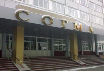 Północnej Osetii State Akademia Medyczna: historia, działy, zasady przyjęć