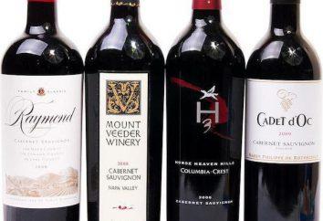 Cabernet Sauvignon – dla smakoszy wina