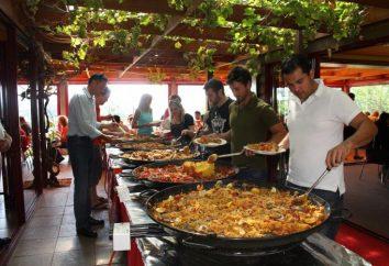 Paella – il est pour le repas? Recette pour paella espagnole