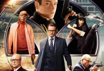 """""""Kingsmill"""": opinie o filmie. """"Kingsmill: Secret Service"""""""
