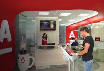 """Las tarjetas de crédito """"Alfa-Bank"""": las condiciones, tasas de interés, las reglas de registro, opiniones y comentarios"""