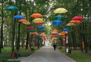 Ciò che ha parchi a Khimki? descrizione