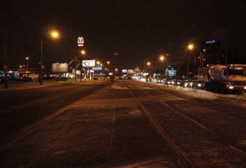 Avenida desconhecida de Engels